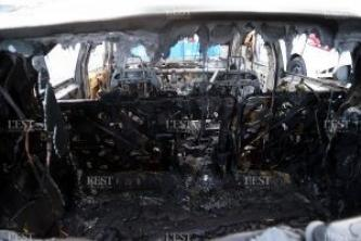 Activist Website Shares News of an Incendiary Attack Against Vehicles Owned by Enedis Electric Company in Besancon, France