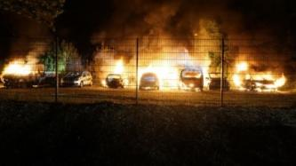 German Anarchists Claim Incendiary Attack Against Vehicles and Phone Towers in Berlin