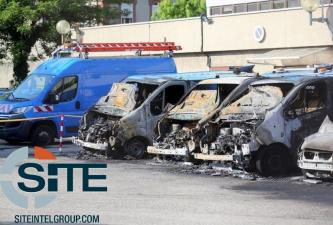 Anarchists in Grenoble, France Claim Targeting Enedis Electricity Company in an Incendiary Attack