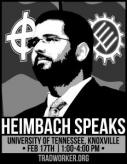 White Supremacists Share News of Matthew Heimbach Speech Slated to Take Place at the University of Tennessee