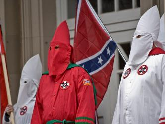 White Supremacists Announce Anti-Flag Burning Klan Gathering in Gettysburg, Pennsylvania