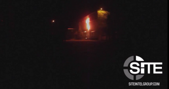 Anarchists Release Video of an Attack on Taxation Ministry in Gomel, Belarus