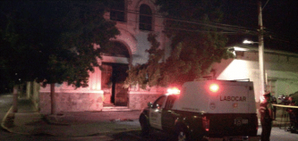 Anarchists Share News of Incendiary Attack Against Catholic Church in Melipilla, Chile Day After Pope Visit