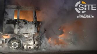 Anarchists Claim Incendiary Attack Against a Military Truck at Lake Starnberg, Near Munich