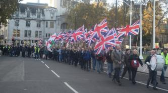 White Supremacists Announce April National Front March in the Town of Lincolnshire, England