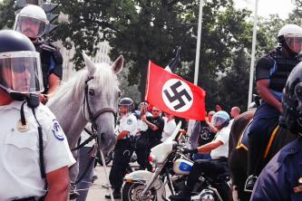 Neo-Nazis Laud Charlottesville Rally as Purity Test for True Fascists, Shame Those Viewed as Weak