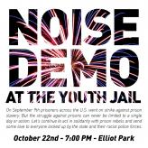 Anarchists Announce Noise Demonstration in Solidarity with Prison Strike