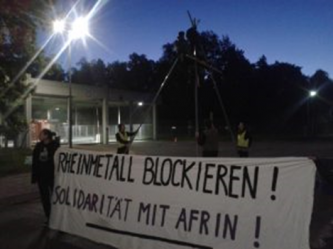 Anarchist-Affiliated Blog Shares News of Direct Action Across Germany in Solidarity with Afrin