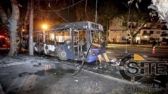 Anarchists Claim Incendiary Attack Against Bus in the Chilean Capital of Santiago in Solidarity with Indigenous Peoples