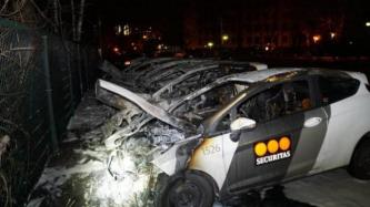 German Anarchists Claim Attack Against Cars Belonging to Securitas in Berlin