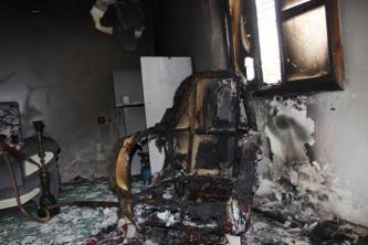 "Activists in Turkey Target ""Ultra-Nationalist Club"" With Arson Attack in Turkish City of Diyarbakir"