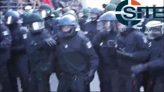 "Activists Release Video of Action Against G20 in Hamburg, Declare that the Police ""Lost"" on First Day of ""Resistance"""