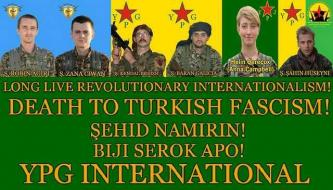 "Anarchist Blog Shares Supposed Statement for the YPG, Calling for ""Revolutionary Retaliation"" Against Turkey"