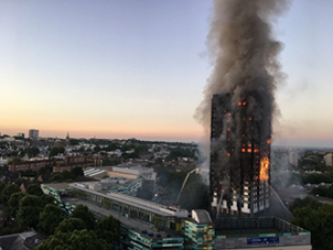 "White Supremacists Discuss Relocation of Grenfell Tower Residents, Refer to Survivors as ""Immigrant Scum"""