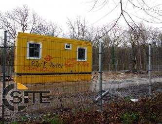 "Anarchists in Germany Claim ""Sabotage"" of RWE Energy Company Equipment in Hambach Forest"