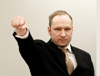 Reports of Anders Breivik Attempting to Network Reignites Neo-Nazi Debate