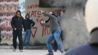 Greek Anarchists Claim Incendiary Attack on OASA Offices in Athens