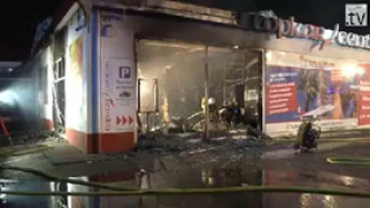 Anarchists Claim Responsibility for Arson Committed Against Turkish Travel Agency in Germany