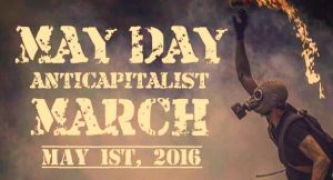 Anarchist Site Provides List of May Day Events Across North America