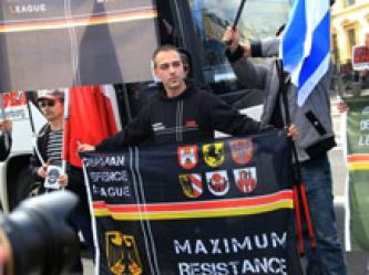 White Supremacists Celebrate Rise Of Far-Right Wing Extremism In Europe