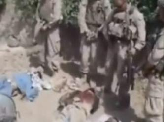 White Supremacists Remark on Video of Marines Urinating on Dead Taliban
