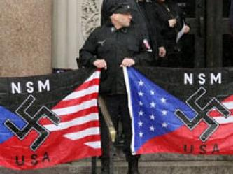 Australian White Supremacist Party Affiliates with American Neo-Nazi Party