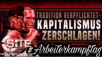 German White Nationalist Group Organizes May 1 Anti-Lockdown Demonstration in Erfurt