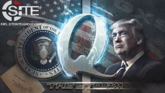 "Predicting Mass Unrest Following Election, Members of QAnon Group Discuss Possibility of Trump ""Calling In Troops"" On Election Day"