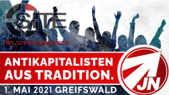 "Prominent German Neo-Nazi Organization Continues Advertisement Campaign for May 1 Protest Against ""Globalism and Capitalism"" in Greifswald"