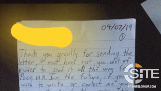 "Letter Allegedly Written By Brenton Tarrant Shared Among Far-Right, Predicts ""A Great Conflict On The Horizon"""