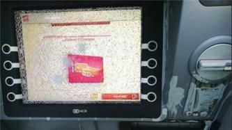 Several ATM Machines Sabotaged in the French Commune of Saint-Brieuc