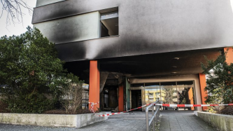Activist Website Claims an Incendiary Attack Against Police Station in Berlin, Germany