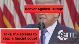"Colorado Leftist Group Publicizes November 4 Demonstration Contingent on ""Fascist Coup"""
