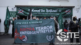 German Neo-Nazi Party Reports on Labor Day Demonstrations in Multiple Cities