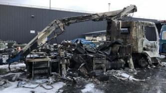 Activist Website Shared News of Arson Attack Targeting Energy Company in Albi, France