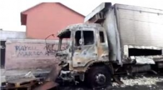 FAI Cell in Santiago, Chile Claims Incendiary Attack Against Truck for Black September