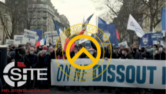 Danish Identitarian Group Publicizes Paris Protest Video On Popular & Alternative Social Media
