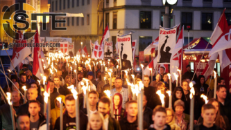 "Austrian Far-Right Group Solicits Funds For ""Memorial Event"""