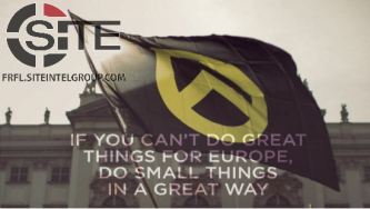 """Vote Them Out"": Dutch Identitarian Group Announces Postering Campaign Targeting Mainstream Political Parties"