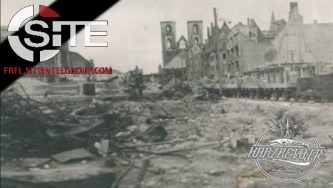 "German White Nationalist Group Announces ""Day of Action"" in Commemoration of WWII Bombing"