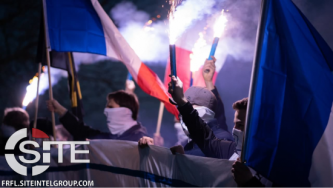 German Identitarian Movement Publishes Article Advertising Paris Activism in Solidarity with Generation Identitaire