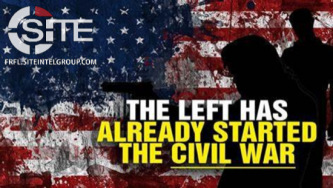 "Neo-Nazi Venues Disseminate Post Claiming Democrats Will ""Steal"" The Election & Urging Followers to Prepare for ""Civil War"""