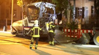 Activist Website Shares Claim of Arson Attack on Construction Vehicle in Leipzig, Germany