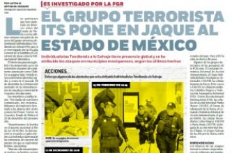 ITS Releases Seventy-Sixth Communique, Praising Another Group's Explosive Attack in Mexico