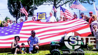 "U.S-Based Far-Right Group Organizes ""Open The Parks"" Rally In Support Of Affiliated Politician"