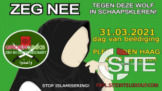 "PEGIDA Plans ""Stop Islamization"" Demonstration in the Netherlands"