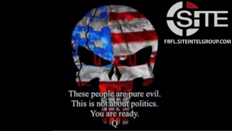 "Demanding ""Justice"" Against ""Criminal Politicians,"" User in QAnon Group Incites Assassination of Government Leaders"