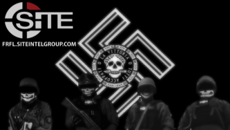 "Neo-Nazi Group Incites Violence against White Protesters for Committing ""Race Treason"""