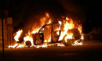 Activist Website Shares News of Activists' Incendiary Attack Targeting Officer's Car in Sardinia