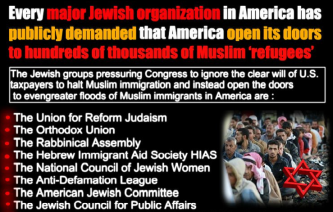 Social Media Account Targets Jewish Organizations In Anti-Semitic, Anti-Immigrant Propaganda